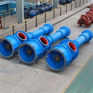立式VCP長軸軸流泵