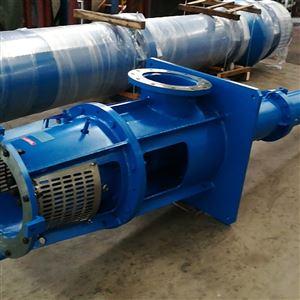污水處理廠立式長軸泵