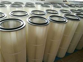 齐全防油防水处理除尘滤芯 粉尘滤筒厂家