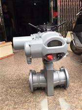 GJ941X電動管夾閥