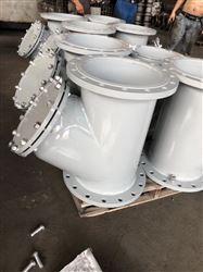 GL41H碳钢Y型过滤器