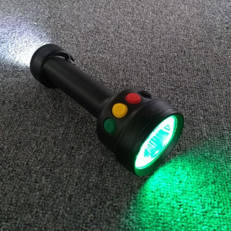 三色微型移动信号手电筒SW2151