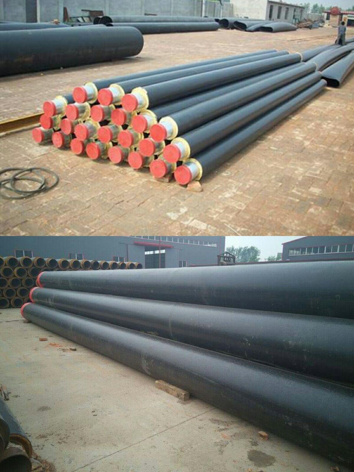 呼和浩特市预制保温管道聚氨酯保温管供应厂家
