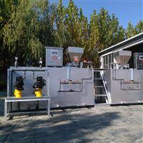 FL-HB-JY不锈钢PAM三级式絮凝加药装置供应商