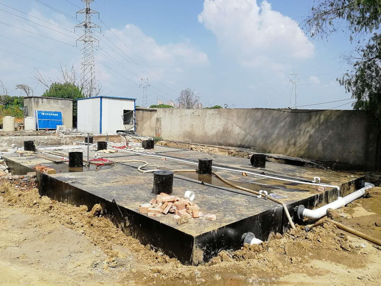 武漢學校生活污水處理設備