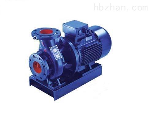 ISW型卧式铸铁管道离心泵