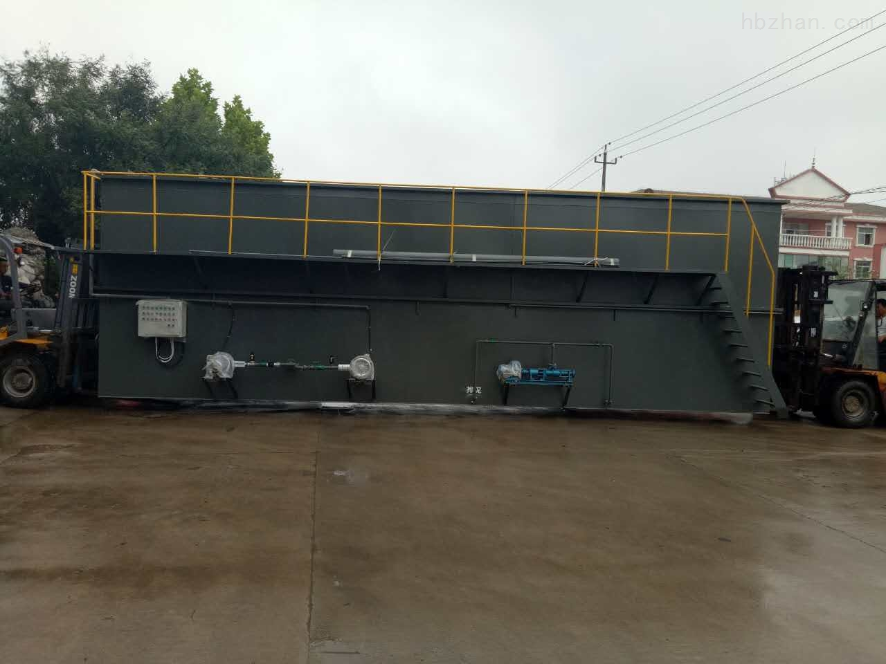 MBR醫院污水處理工藝