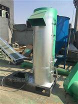 PVC塑料破碎料塑钢料水洗立式甩干机