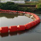 广东水面清洁塑料拦污栅拦垃圾浮筒厂家