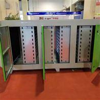 GL-20000家具厂喷漆房废气处理