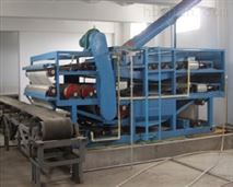 叠螺式污泥压滤机