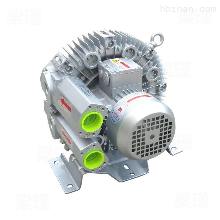 小功率高压力水深低曝气用低噪音漩涡气泵
