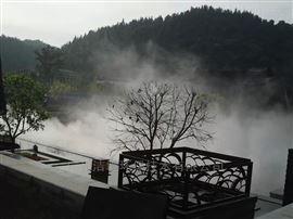 云南园林景观造雾