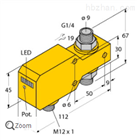 RSSW-D9T451-0,3M图尔克FCI-D10A4P-AP8X-H1141传感器的资料