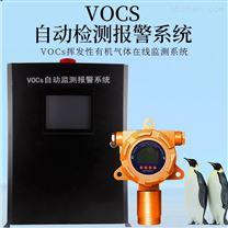 vocs揮發性有機氣體在線監測係統