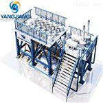 YJ-SR废机油提炼基础油精制设备厂家