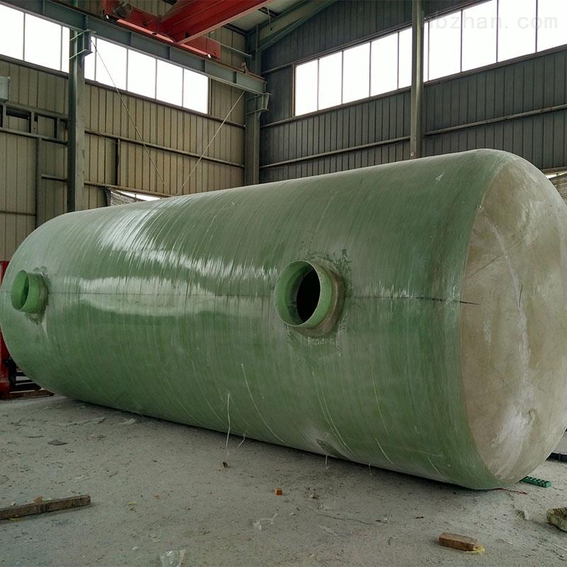 供应保定玻璃钢化粪池 河北真旺厂家直销