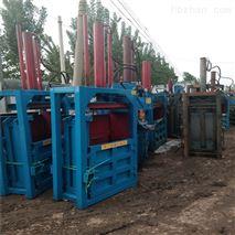 现货供应打包机60吨小型立式废金属废品