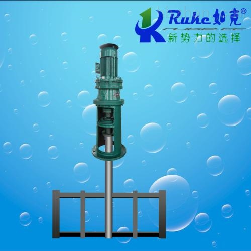 JBK-500锚式搅拌机,水上碳钢,水下不锈钢材质