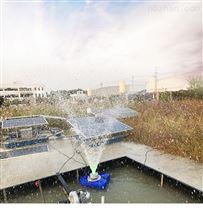 光伏涌浪式太阳能曝气机