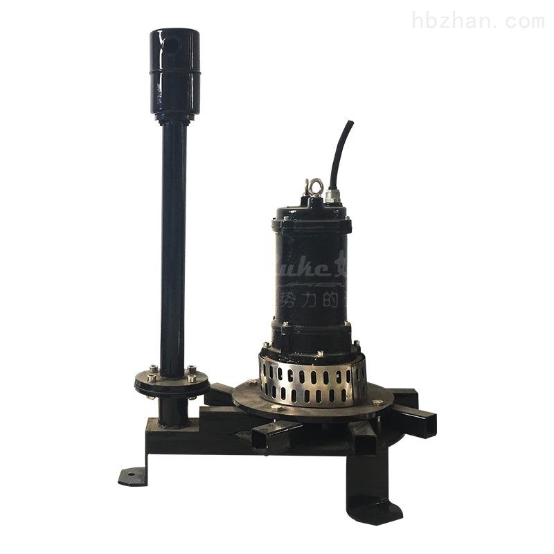 NQXB型氧化池新型离心式潜水曝气机