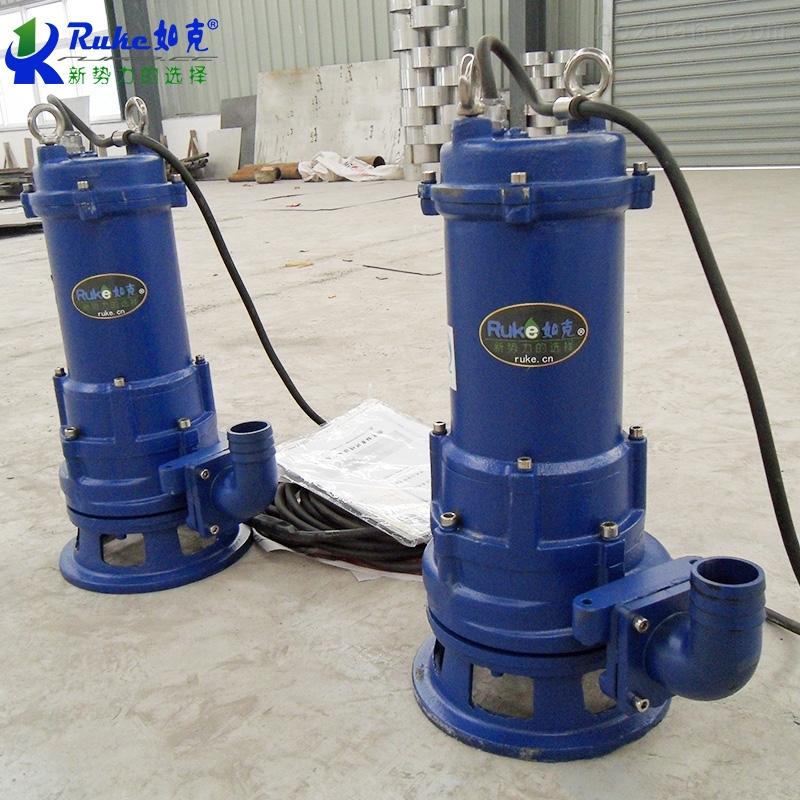 南京潜水绞刀泵的特点