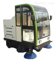 LN-1800西安全封闭式小区垃圾清扫车