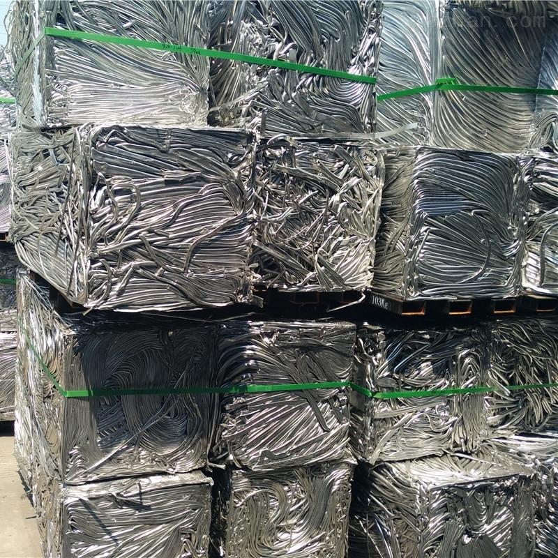 廢鋁壓塊機 鋁型材打包機 廢鋁處理