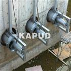 水平螺旋桨回流泵 反硝化泵