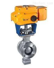 ZDRQ電動O型調節球閥