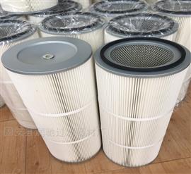 国产聚酯纤维喷砂机除尘滤芯