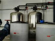 双罐锅炉软化水设备