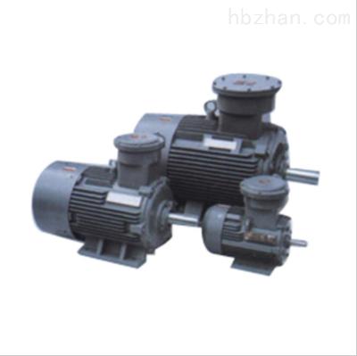 YB2系列隔爆型三相異步電動機