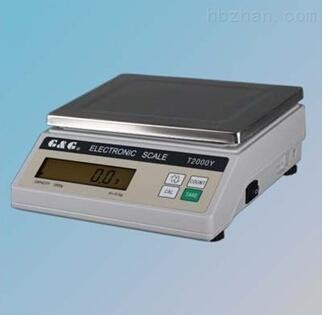 鑫骉牌T3000Y型电子天平300g/0.5g售后服务
