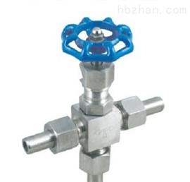 J26W焊接三通针阀