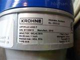 OPTIFLUX4300W (400)11421*KROHNE科隆 电磁流量计