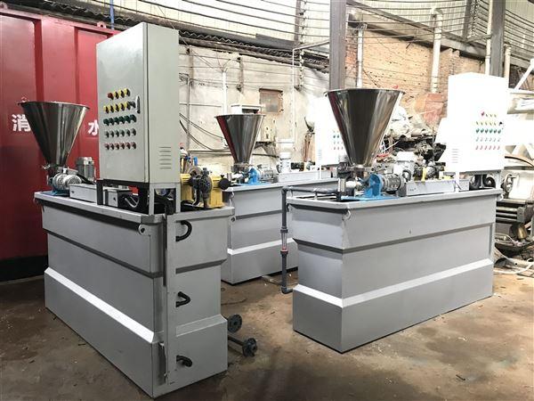 CYGFZB-PAM不锈钢干粉投加系统