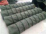 防粉尘耐磨帆布伸缩软连接价格