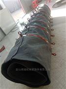 汽车散装机卸料布袋用耐磨帆布制作