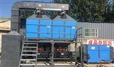 新一代VOCS处理设备活性炭吸附浓缩催化燃烧