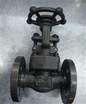 J41H,J41W,Z41Y鍛鋼法蘭截止閥