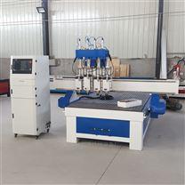 木工板式家具四工序开料机 数控自动下料机