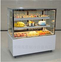 郑州哪里卖慕斯保鲜柜 甜点西点柜定做厂家