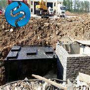 地埋式医院一体化生活污水处理设备