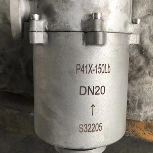 2205双相钢单口排气阀P41X-150LB