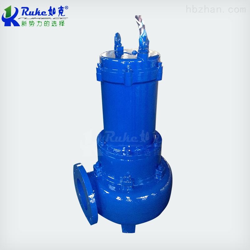 AF型双绞刀泵无堵塞撕裂式潜污泵化粪处理