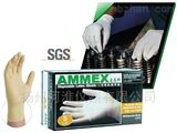 AMMEX一次性乳膠手套標準型