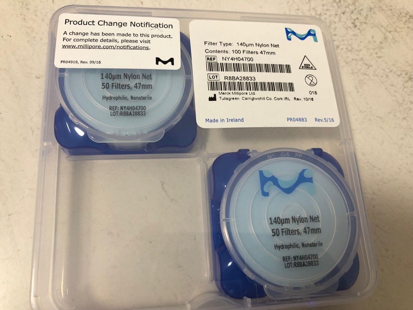 millipore表面滤膜5微米孔径
