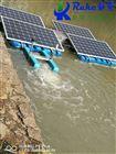 如克太阳能浮筒式高效潜水式推流湖泊专用