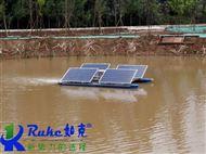 如克太阳能浮筒式高效潜水式推流湖泊